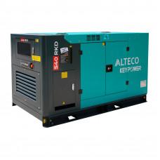 Дизельный генератор Alteco S40 RKD в Алматы