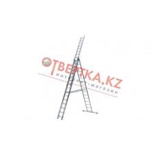 Алюминиевая лестница Алюмет 3х8, Н=5,05/6,05м (5308) в Алматы
