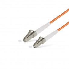 Патч Корд Оптоволоконный LC/UPC-LC/UPC MM OM1 62.5/125 Simplex 3.0мм 10 м в Алматы