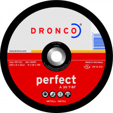 Шлифовальный диск Dronco A30T 150x6 в Алматы