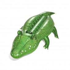 Надувная игрушка Bestway 41010 в форме крокодила для плавания в Алматы