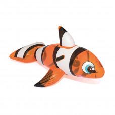 Надувная игрушка Bestway 41088 в форме рыбы для плавания в Алматы
