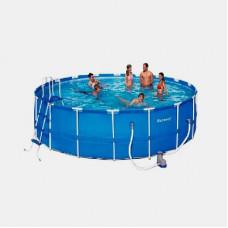 Каркасный бассейн Bestway 56462 (56113) (549x122) в Алматы