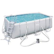 Каркасный бассейн Bestway 56456 (56241) (412x201x122) в Алматы
