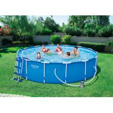 Каркасный бассейн STEEL PRO FRAME 56305 (56422) 427x100cm в Алматы
