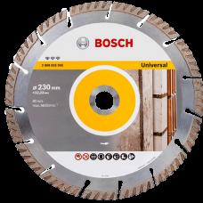 Алмазный отрезной круг Bosch 230x22.23x2.6x10 mm 2608615066 в Алматы