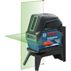 Комбинированный лазер Bosch GCL 2-15 G Professional + RM1 в Алматы