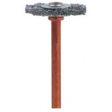 Щётка Dremel из нержавеющей стали 19 мм (530) 2шт