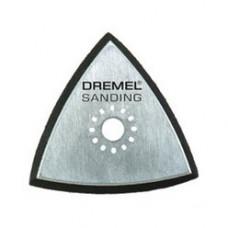 Шлифовальная пластина с креплением «липучка» Dremel Multi-Max (MM11) в Алматы
