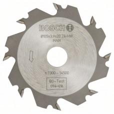 Дисковые фрезы 8, 20 мм, 4 мм 3608641008 в Алматы