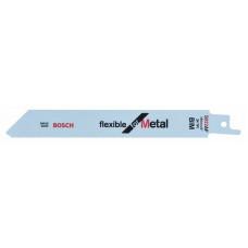 Пильное полотно Bosch S 922 AF Flexible for Metal 2608656036 в Алматы