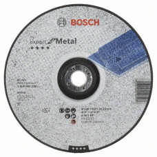 Обдирочный круг, выпуклый Bosch 230 x 6,0 mm 2608600228 в Алматы