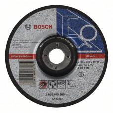 Обдирочный круг, выпуклый Bosch 150 x 6,0 mm 2608600389 в Алматы