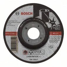 Обдирочный круг, выпуклый Bosch 115 x 6,0 mm 2608600539 в Алматы