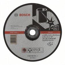 Обдирочный круг, выпуклый Bosch 230 x 6,0 mm 2608600541 в Алматы