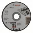 Отрезной круг, прямой Bosch 125 x 1,0 mm 2608600549