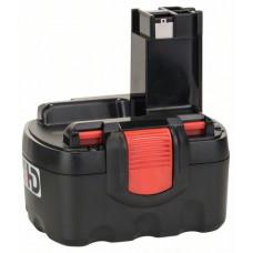 Аккумулятор 14,4 В, тип O Bosch Standard Duty (SD), 2,6 А•ч, NiMH 2607335686 в Алматы