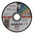 Отрезной круг, прямой Bosch 115 x 1,0 mm 2608602384