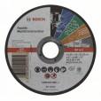 Отрезной круг, прямой Bosch 125 x 1,0 mm 2608602385
