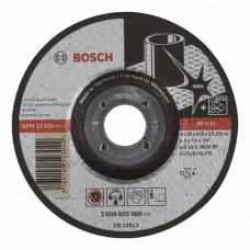 Обдирочный круг, выпуклый Bosch 125 x 6,0 mm 2608602488 в Алматы