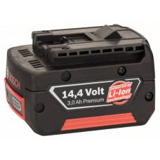 Вставной аккумулятор 14,4 В Bosch Standard Duty (SD), 3 А•ч, Li-Ion, GBA M-C 2607336224 в Алматы