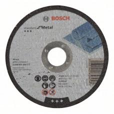 Отрезной диск прямой Bosch 125 x 22,23 x 2,5 mm 2608603166 в Алматы