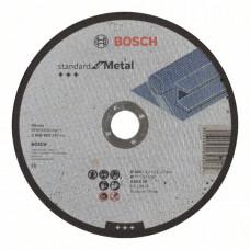Отрезной диск прямой Bosch 180 x 22,23 x 3,0 mm 2608603167 в Алматы