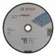 Отрезной диск прямой Bosch 230 x 22,23 x 3,0 mm 2608603168