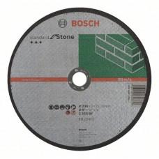 Отрезной круг, прямой Bosch 230 x 22,23 x 3,0 mm 2608603180 в Алматы