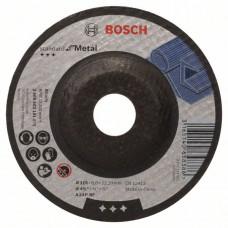 Обдирочный круг, выпуклый Bosch 115 x 22,23 x 6,0 mm 2608603181 в Алматы