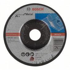 Обдирочный круг, выпуклый Bosch 125 x 22,23 x 6,0 mm 2608603182 в Алматы