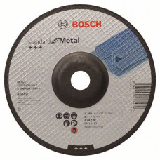 Обдирочный круг, выпуклый Bosch 180 x 22,23 x 6,0 mm 2608603183 в Алматы