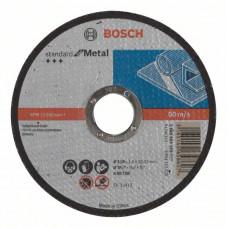 Отрезной диск прямой Bosch 115 x 22,23 x 1,6 mm 2608603163 в Алматы