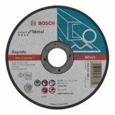 Отрезной круг, прямой Bosch 125 x 1,0 mm 2608603396