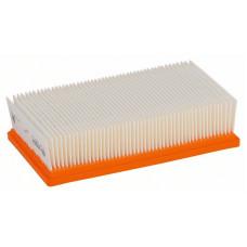 Плоский складчатый фильтр Bosch из полиэстера для GAS 35-55 2607432034 в Алматы
