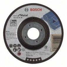 Обдирочный круг, выпуклый Bosch 115 x 7,0 mm 2608603532 в Алматы