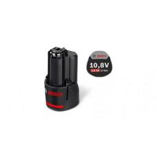 Стержневой аккумулятор 10,8 В Bosch Standard Duty (SD), 2,5 А•ч, Li-Ion, GBA 2607337224 в Алматы