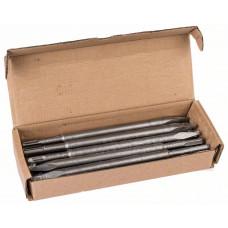 Набор из 10 пикообразных зубил Bosch  Bosch SDS-plus 250 mm 2608578517 в Алматы