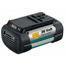 Аккумулятор литий-ионный (36 В; 2.6 А/ч) Rotak 34LI/37Li/43Li AKE 30 Li AHS 54 LI в Алматы
