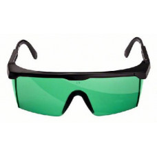 Bosch очки для наблюдения за лазерным лучом (цвет зеленый) Professional в Алматы