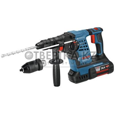 Аккумуляторный перфоратор Bosch GBH 36 VF-LI Plus 0611907002