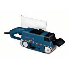 Машинка шлифовальная ленточная Bosch GBS 75 AE Professional в Алматы