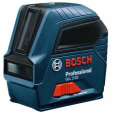 Уровень лазерный Bosch GLL 2-10 в Алматы
