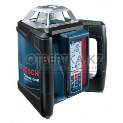 Уровень Bosch GRL 500 HV + LR 50 Professional 0601061B00