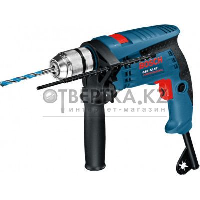 Ударная дрель Bosch GSB 13 RE 0601217100