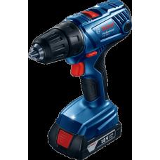 Bosch GSR 180-LI Professional (1.5 x 2, Case)