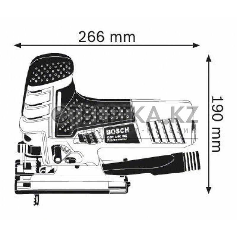 bosch gst 150 ce professional 0601512003. Black Bedroom Furniture Sets. Home Design Ideas