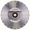 Алмазный отрезной круг Standard for Abrasive 350 x 20/25,40 x 2,8 x 10 mm