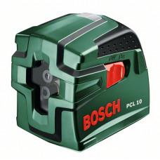 Лазерный нивелир Bosch PCL 10 Set (штатив в комплекте) в Алматы