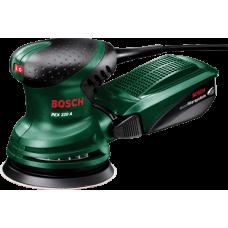 Орбитальная (эксцентриковая) шлифмашина Bosch PEX 220 A в Алматы